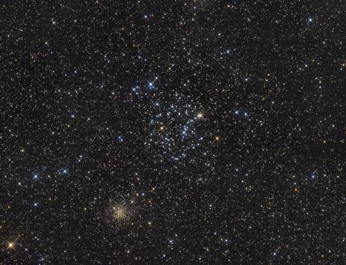 M35 and NGC2158