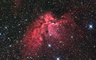 NGC7380 and the Wizard Nebula