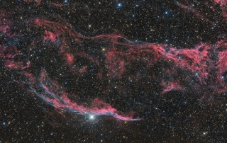 NGC6960 and Pickering's Triangle