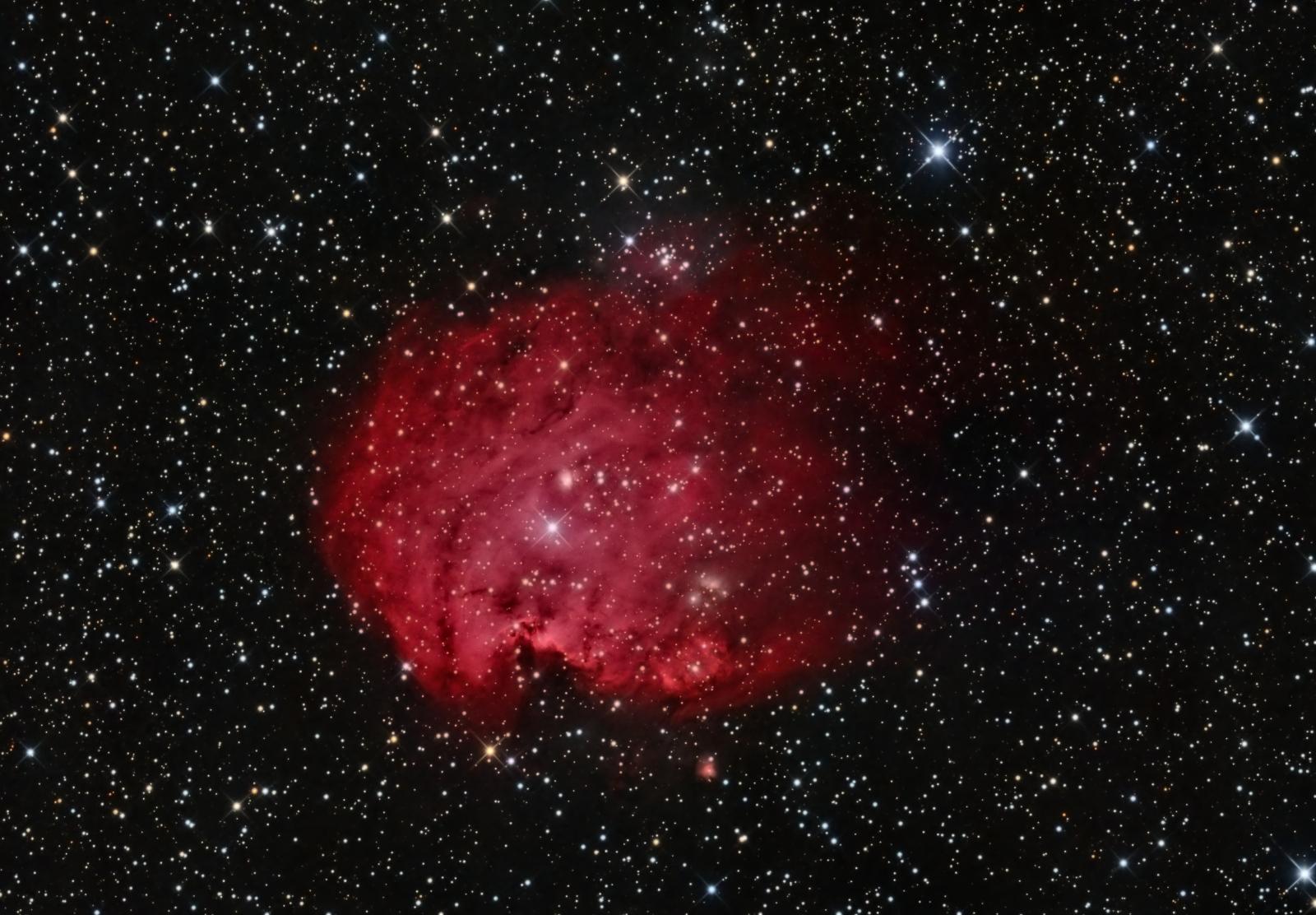 NGC2174 and NGC2175