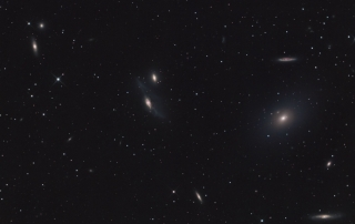 Virgo Cluster