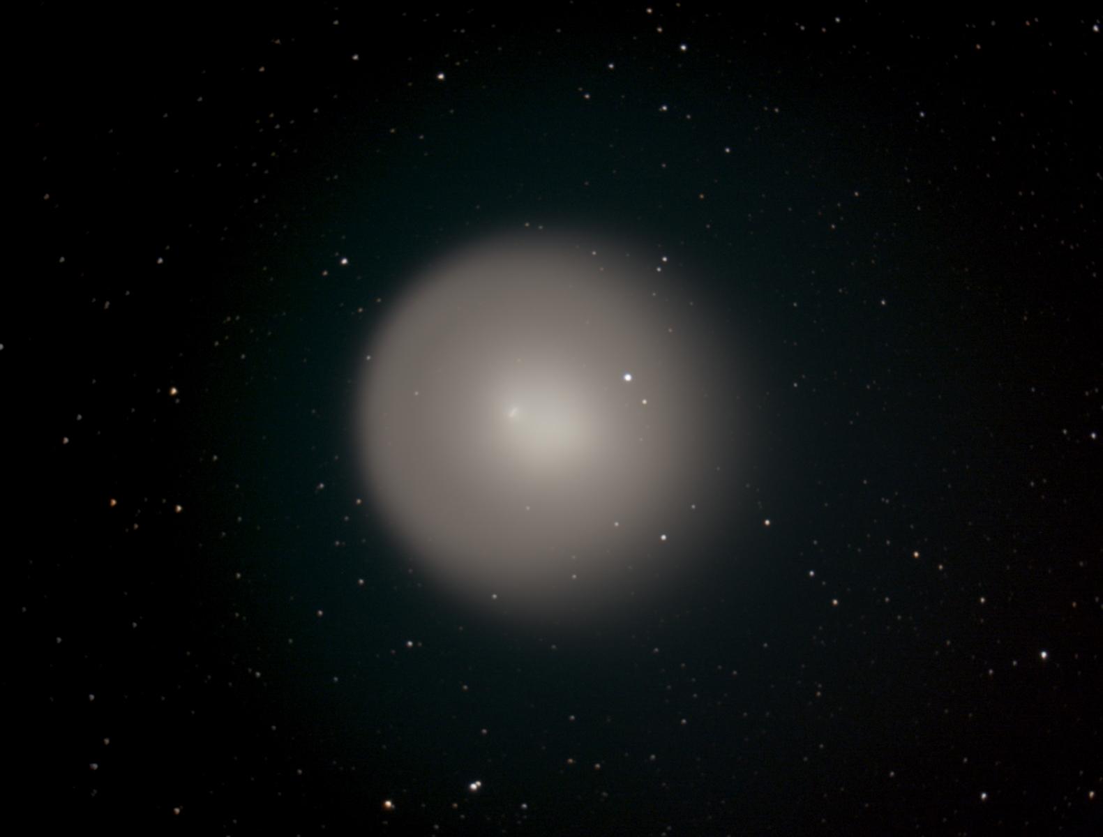 Comet 7P Holmes