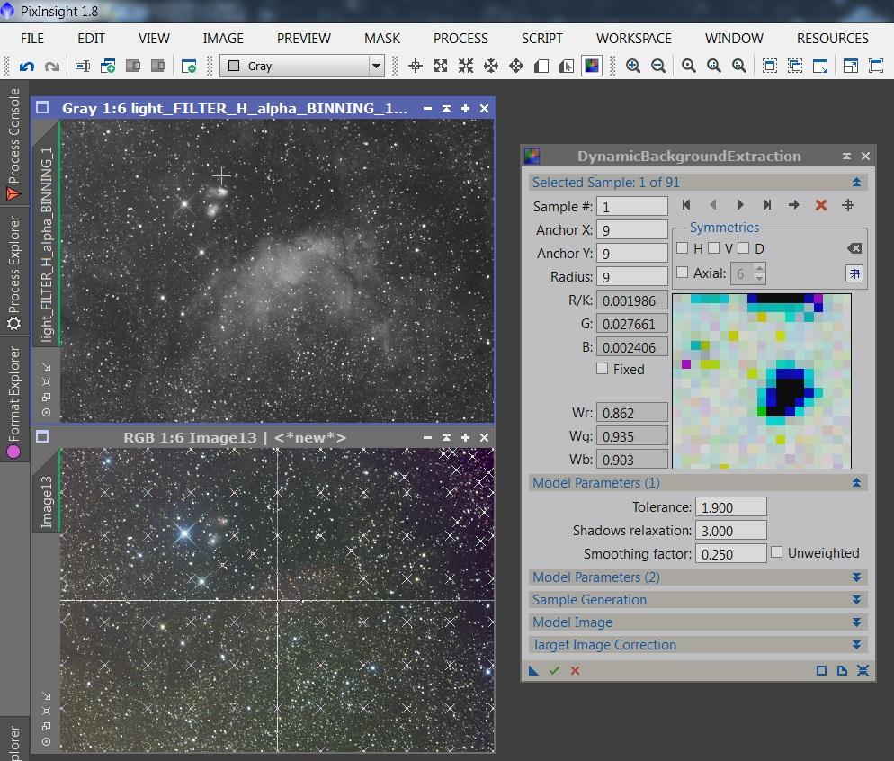 Deep-Sky Image Processing