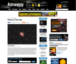 Astronomy Magazine online Picture of the Day