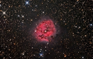 IC5146, the Cocoon Nebula