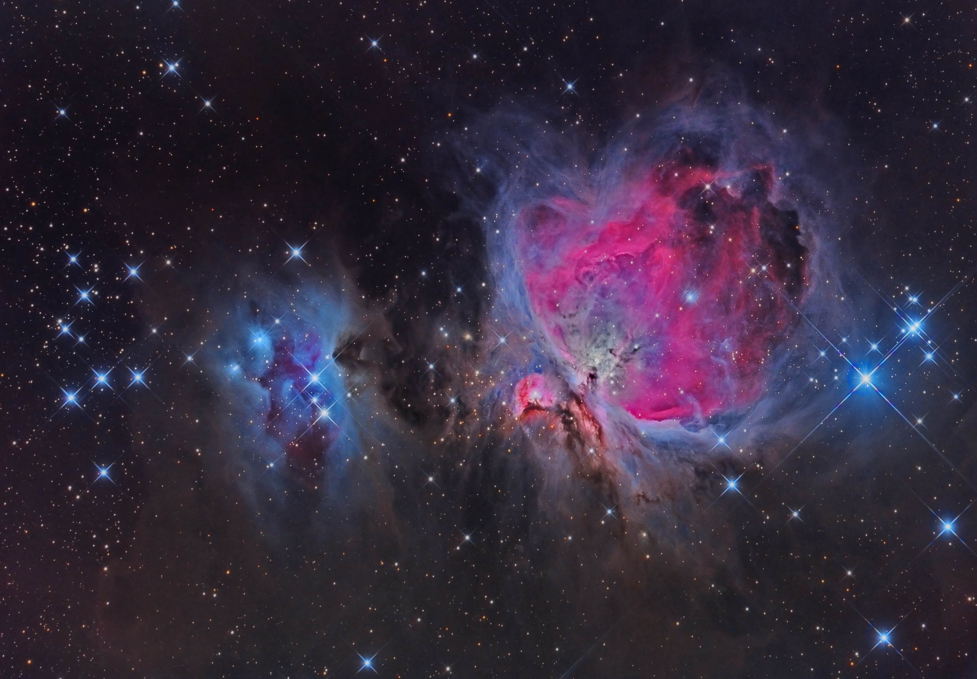 Orion's Sword - Astrodoc: Astrophotography by Ron Brecher