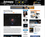 Astronomy Magazine Online May 12 2015