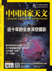 Chinese National Astronomy, Oct 2015