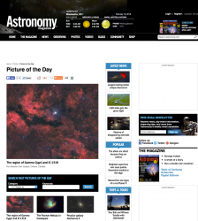 Astronomy Magazine Picture of the Day