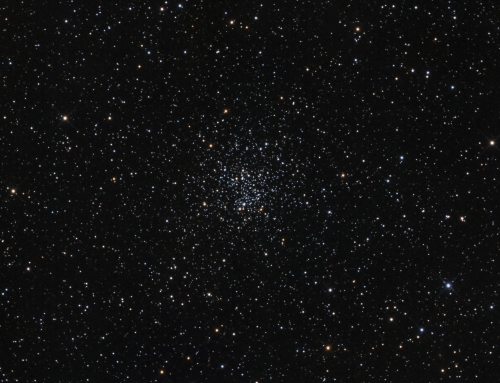 NGC2506 Open Cluster