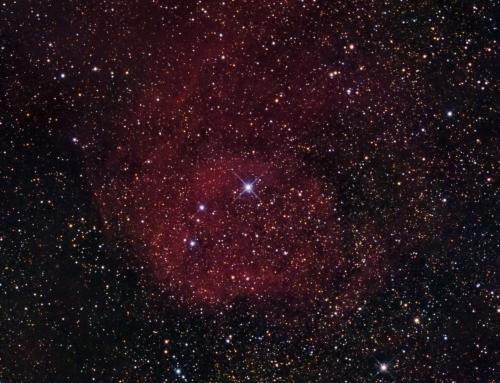 Sh2-46 Emission Nebula