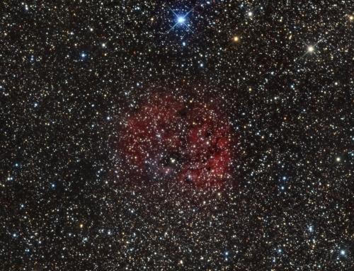 Sh2-97 Emission Nebula