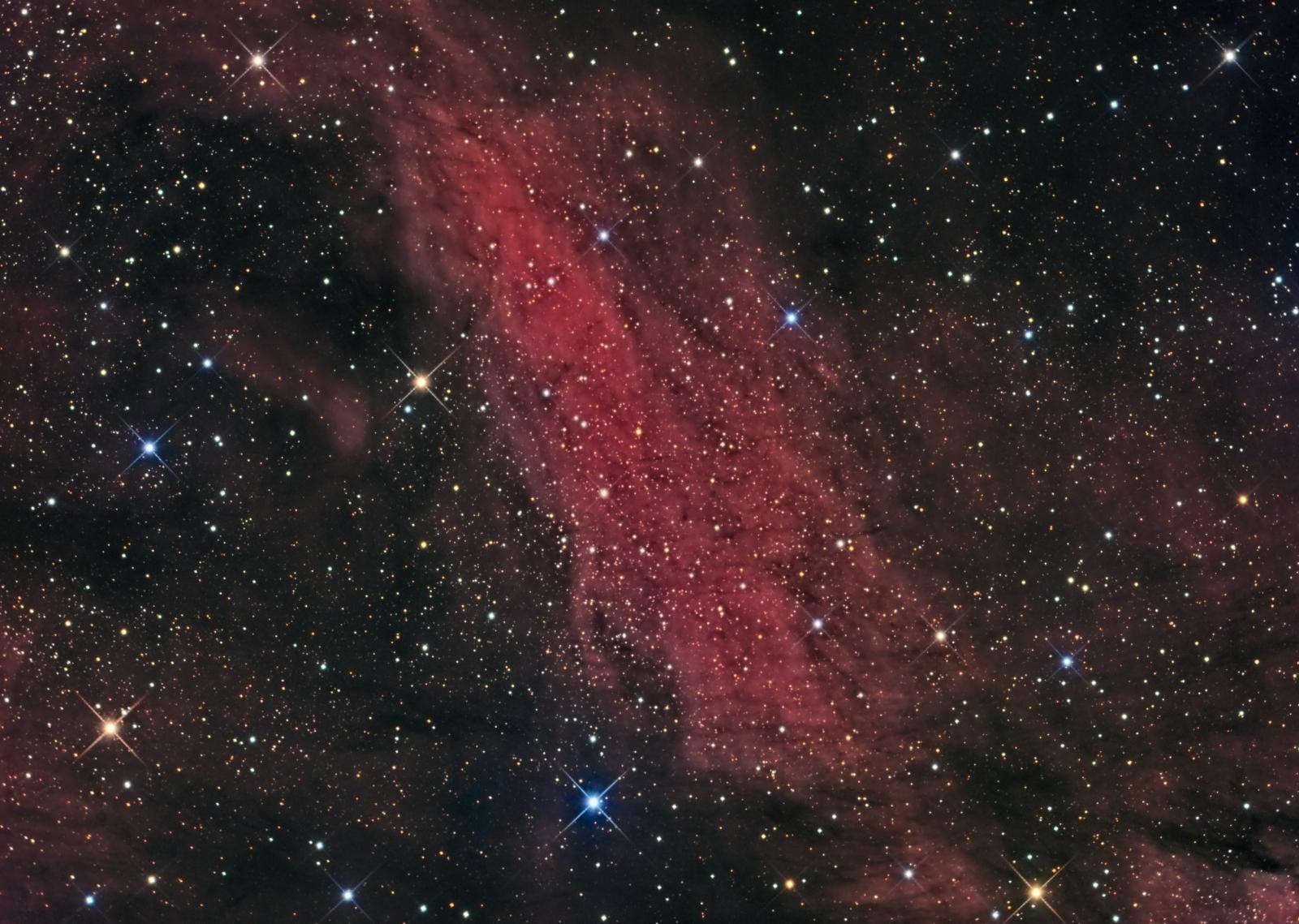 Fireball XL5 Nebula