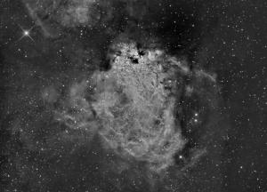 M17, The Swan Nebula