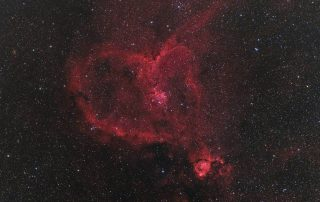 Heart Nebula low res