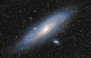 Andromeda Galaxy low res