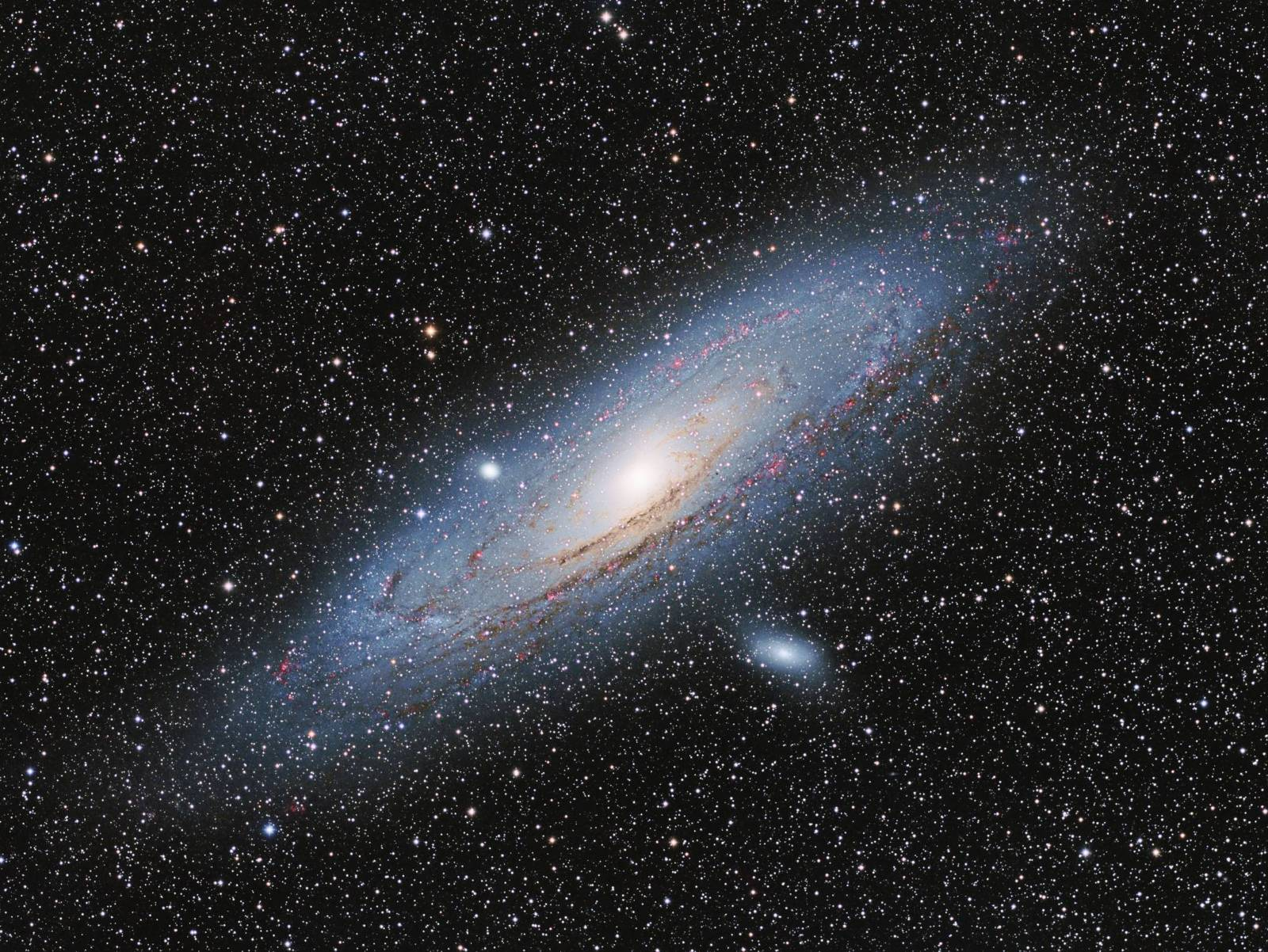 Andromeda Galaxy low res