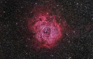 Rosette Nebula low res