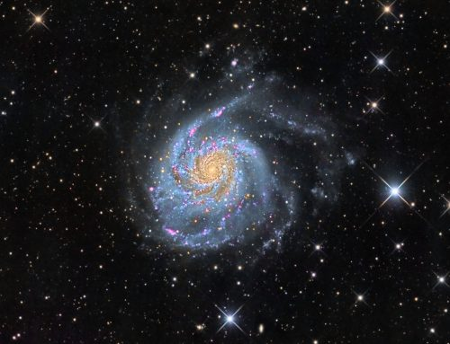 M101, The Pinwheel Galaxy