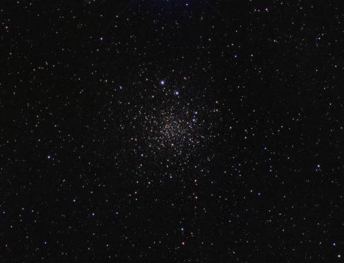 NGC6366 Globular Cluster