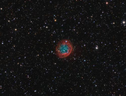 Sh2-290, Planetary Nebula
