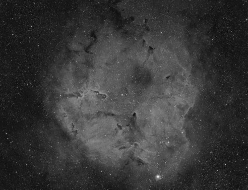 IC1396 (H-alpha)
