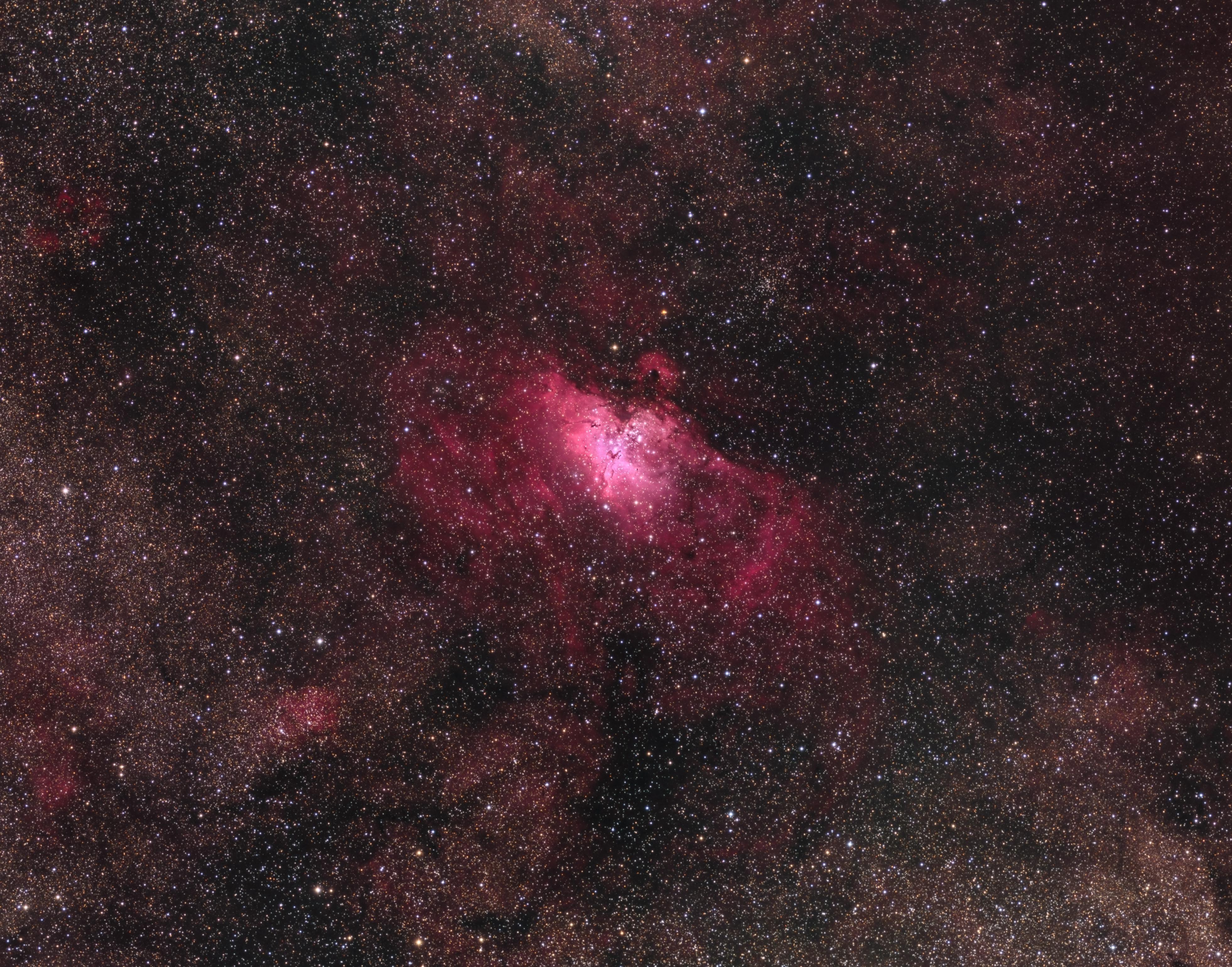 m16 eagle nebula face - photo #45