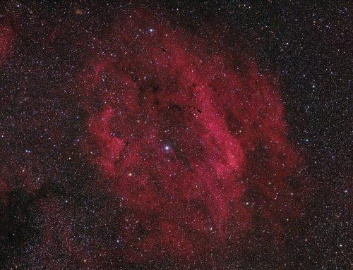 Sh2-119, Emission Nebula