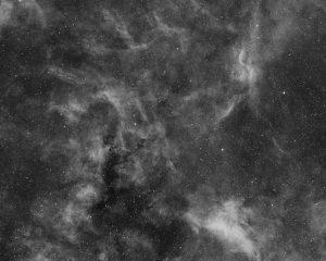 Propeller Nebula Region