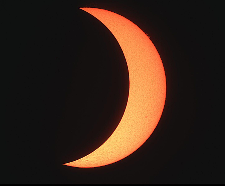 Solar Eclipse, August 21, 2017