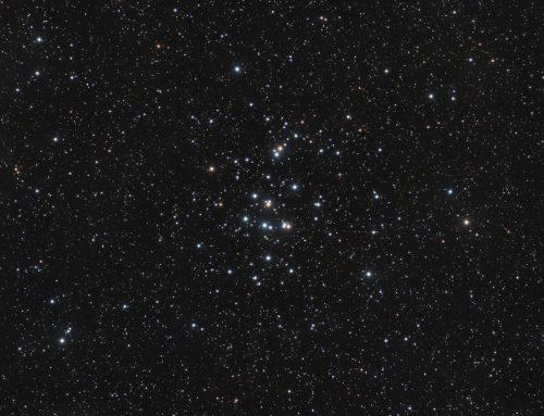 M44, The Beehive Cluster, Praesepe