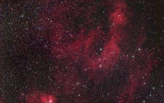 Sh2-205 and NGC 1491
