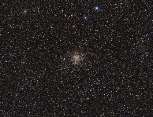 Globular Cluster M71