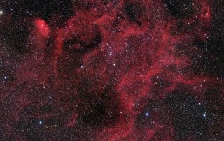 Tulip Nebula Wide Field