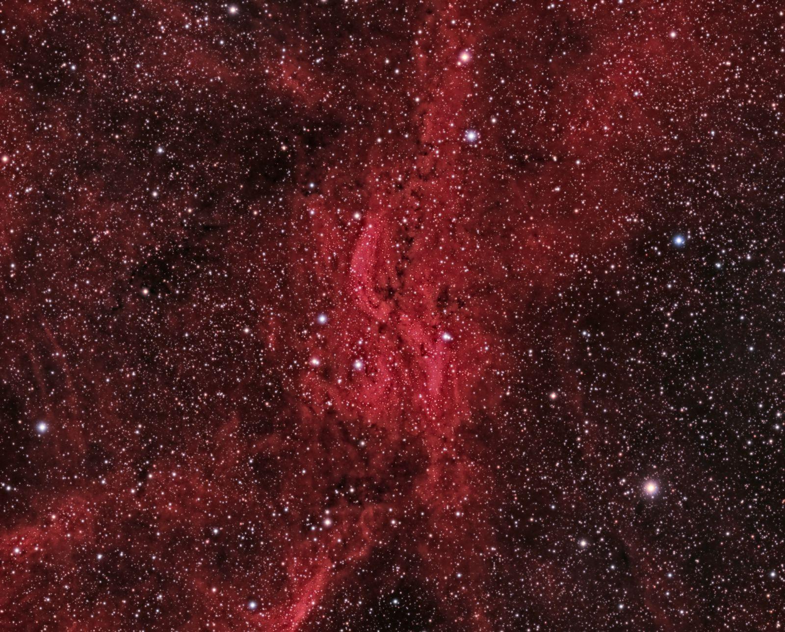Propeller Nebula