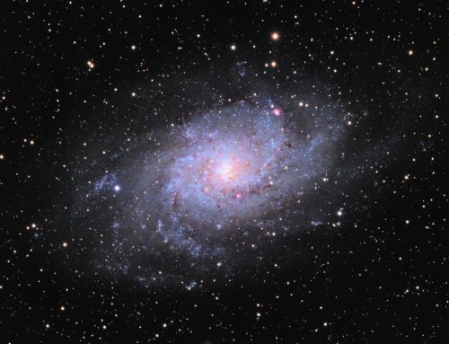 M33, Triangulum Galaxy (2019)