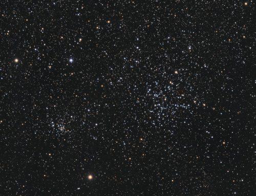 M38 and NGC 1907