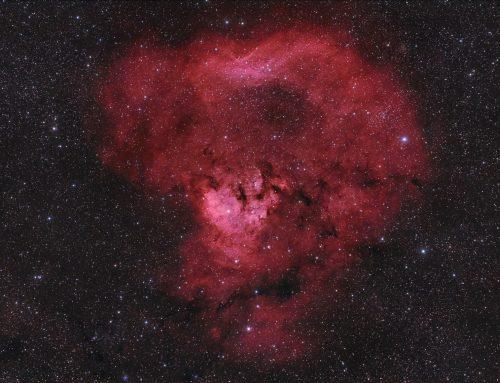 NGC 7822 Wide Field