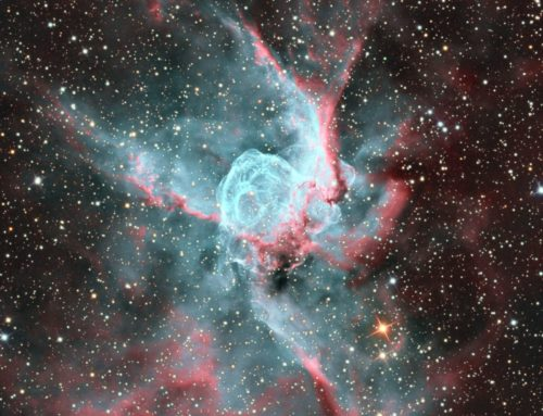 Thor's Helmet (NGC 2359)
