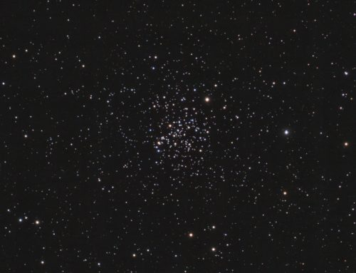 M67 Open Cluster