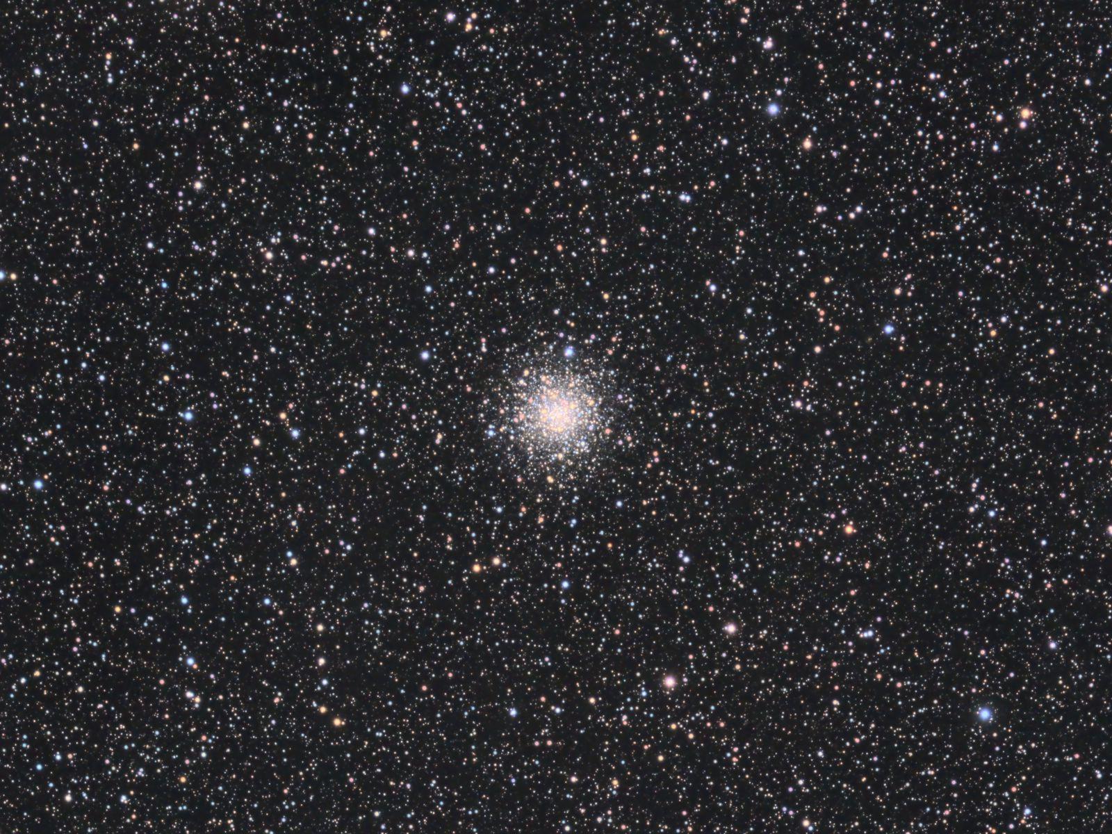 M56 Globular Cluster (2020)