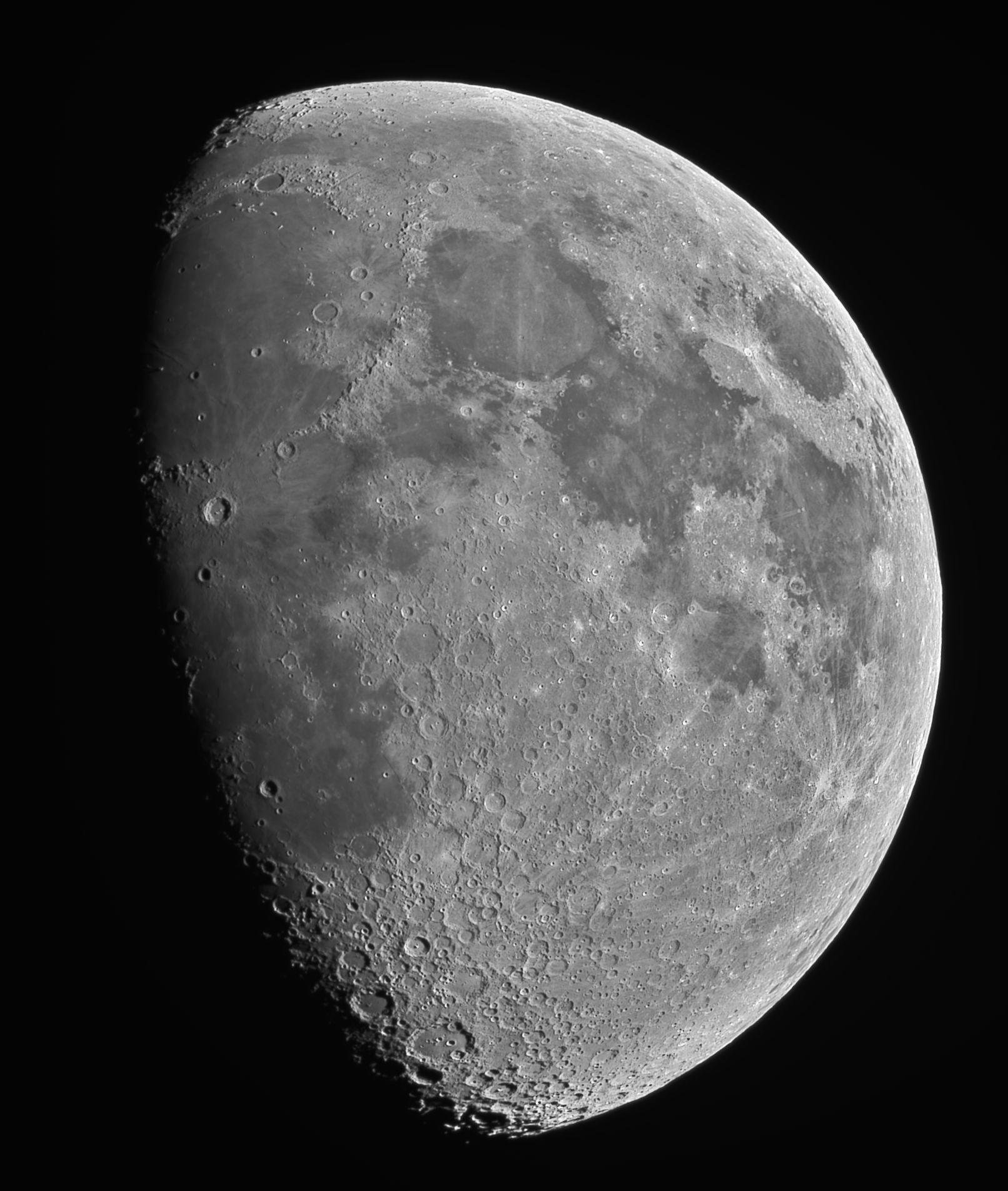 The Moon, May 31, 2020