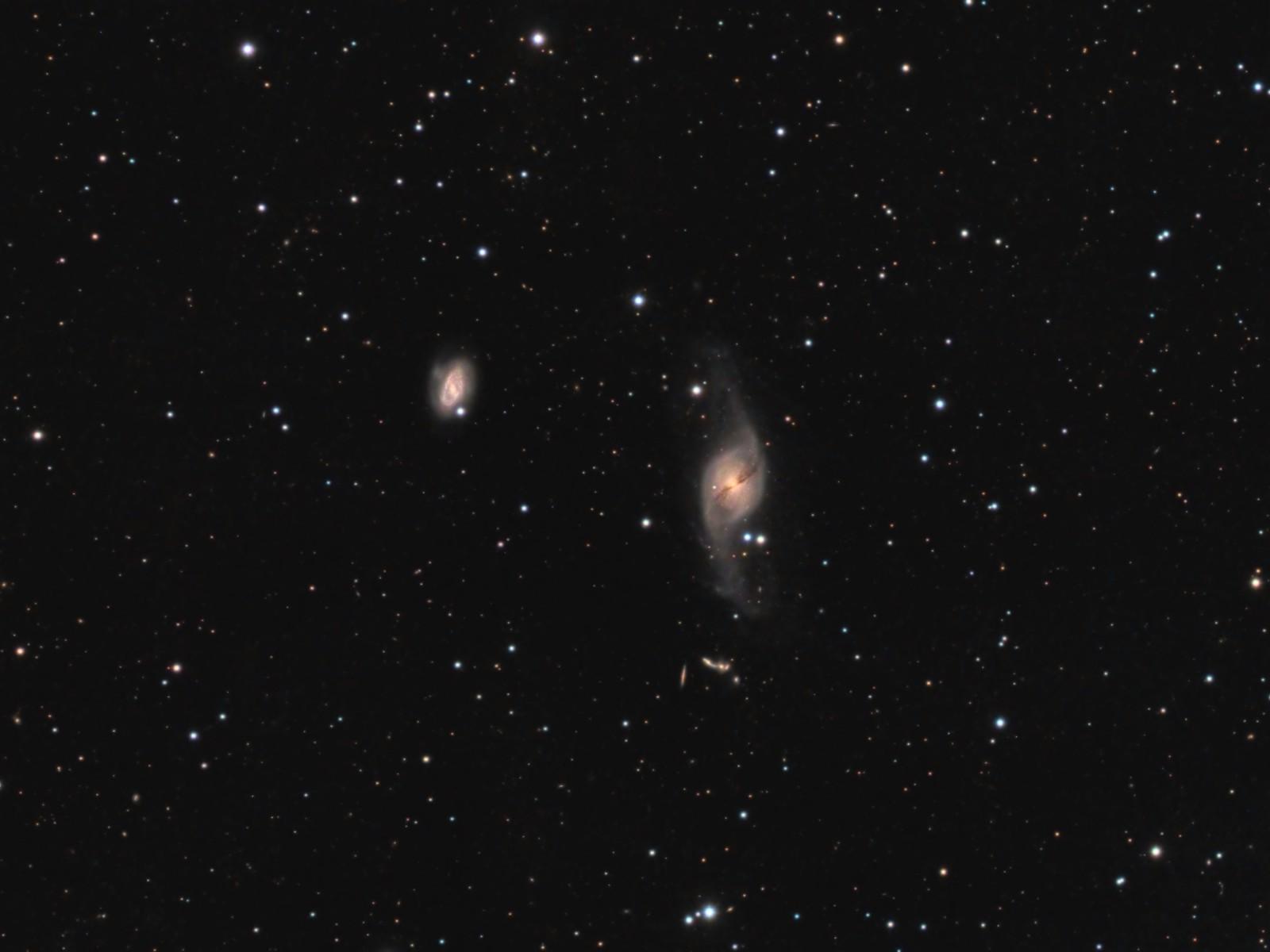 NGC 3718 Region