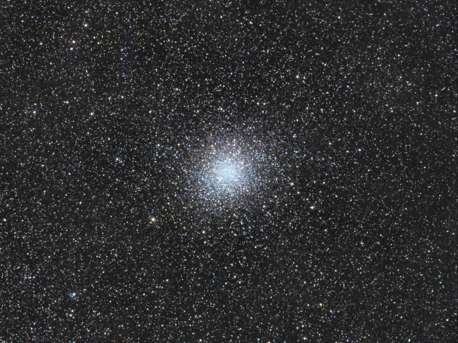 M22, Globular Cluster