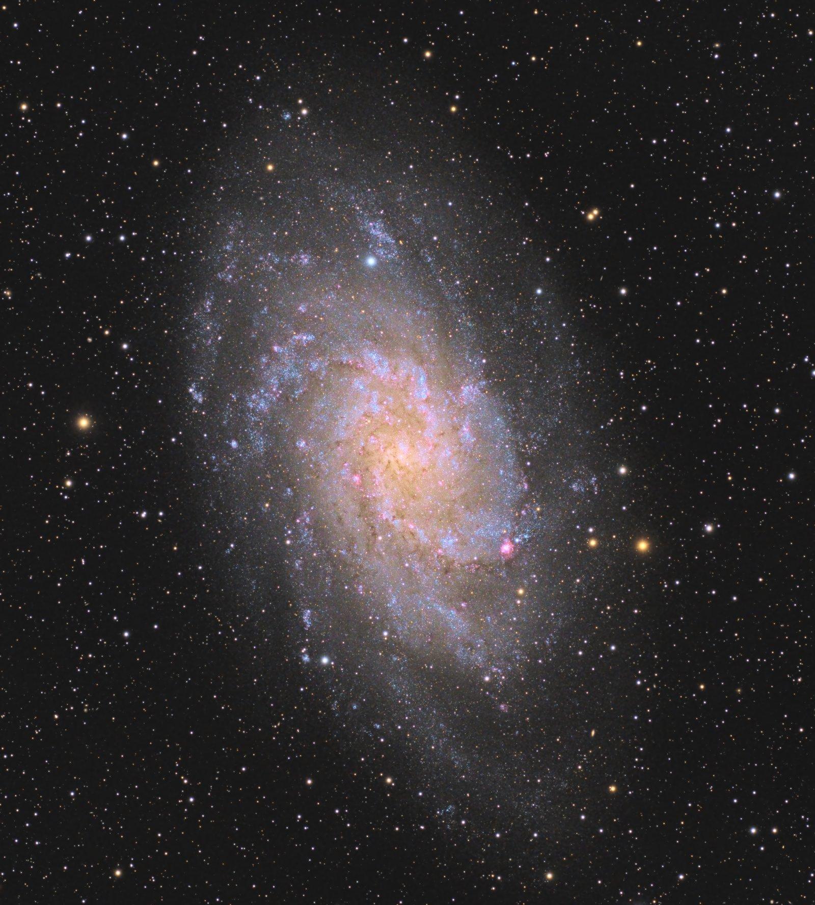 M33, The Triangulum Galaxy